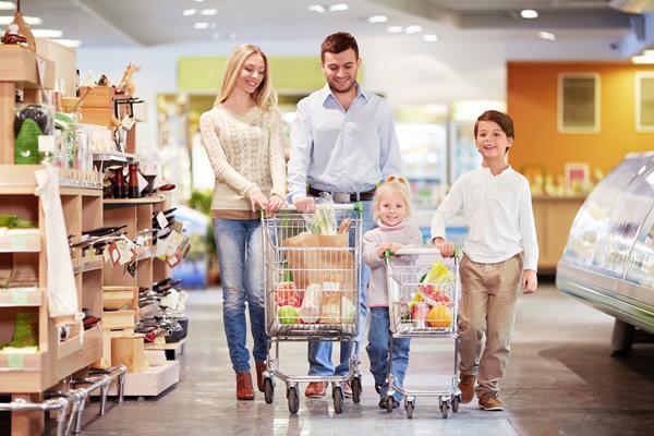 Lebensmittel clever einkaufen